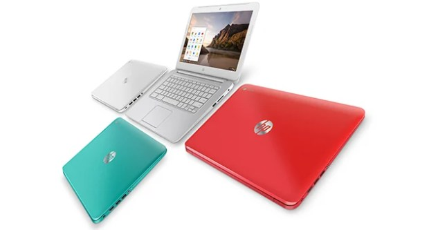 hp chromebook 14 color options
