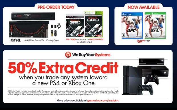 gamestop upgrade deal 6-18