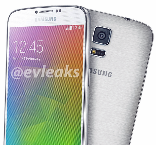 Could this be the Galaxy S5 Prime, also known as the Galaxy F?