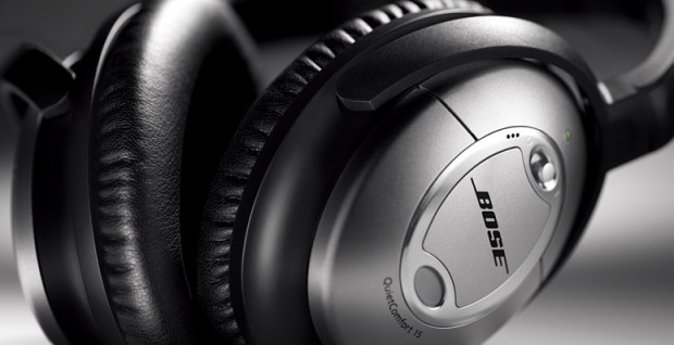 bose quietcomfort around-ear headphones