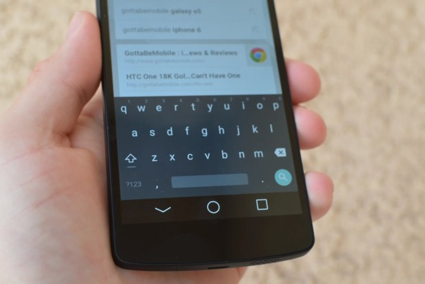 Android-L-keyboard on Android 4.4.4