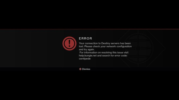 Some of the Destiny beta problems will simply take time for Bungie to patch, but others you can try restarting or fixing network problems.