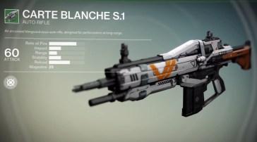 Destiny preorder Bonus Weapons - 6