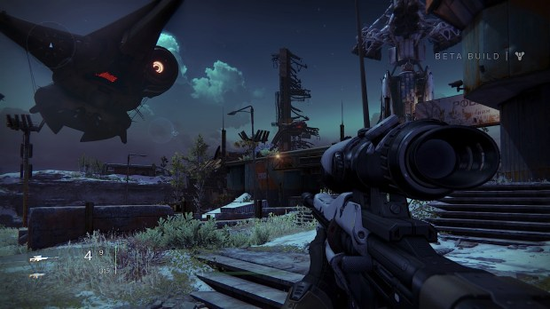 Anyone can play the Destiny beta without a pre-order now.