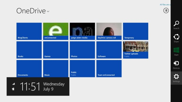 How to Sync Your OneDrive Pictures & Documents to Windows 8  (4)