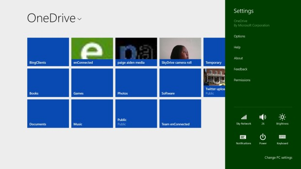 How to Sync Your OneDrive Pictures & Documents to Windows 8  (5)