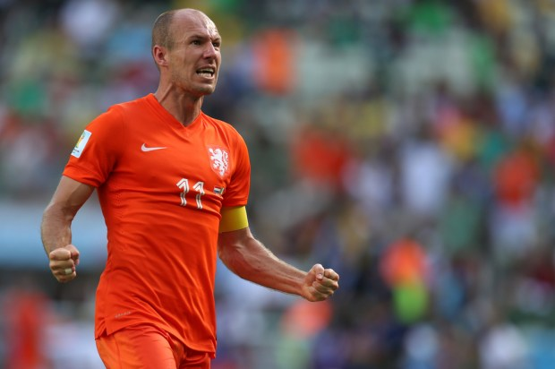 The Brazil vs Netherlands live stream pits Robben against Neymar for the 2014 World Cup third place battle.