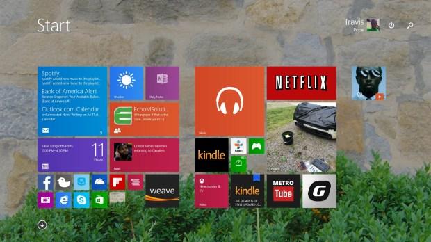 Using the Camera in Windows 8 (1)