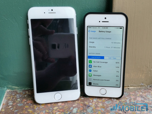 The iOS 8 release is linked to the iPhone 6 release.