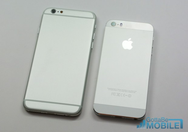 iPhone 5s vs iPhone 6 Video - HERO