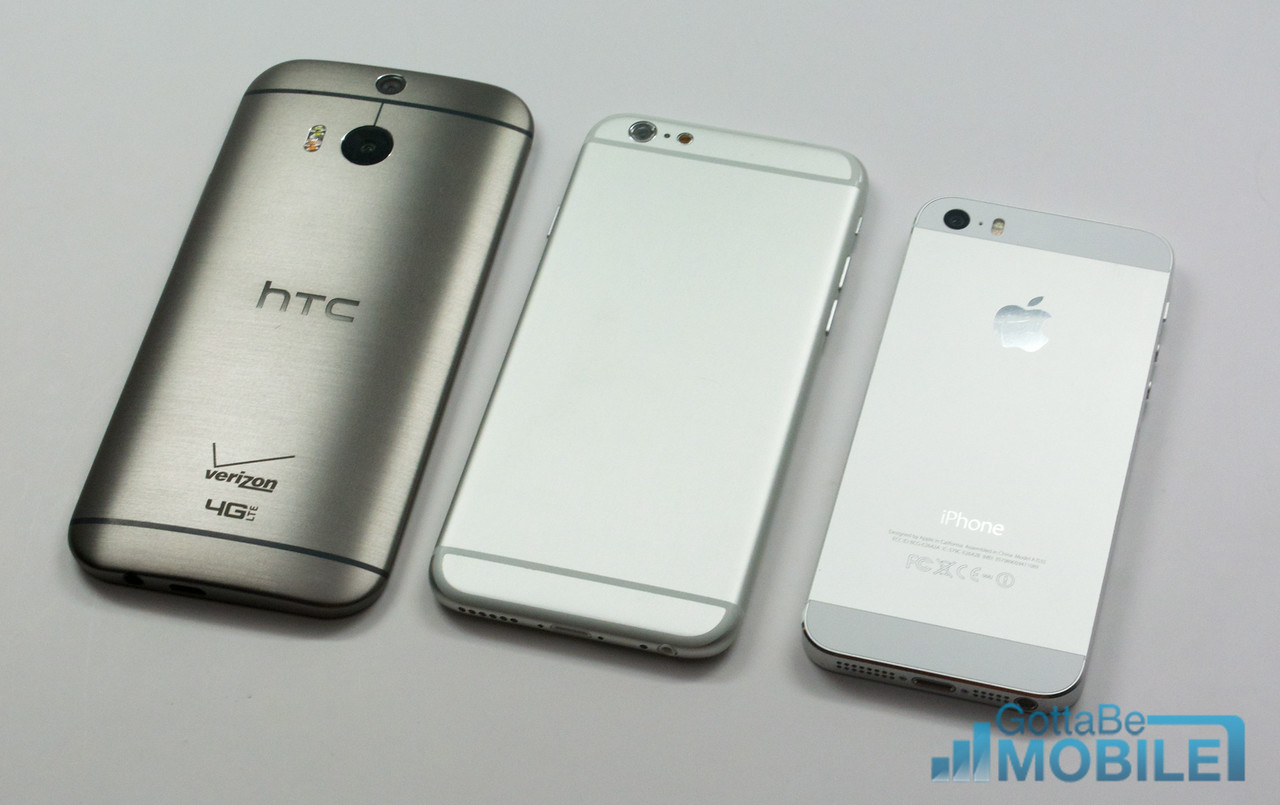 htc one m8 vs iphone 6 iphone 5s vs iphone 6 6974