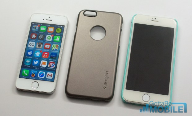 iPhone 6 cases form a company with a good record for early access match current rumors.