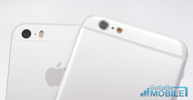 New iPhone 6 rumors focus on a bigger battery and a new iPhone 6 camera sensor.