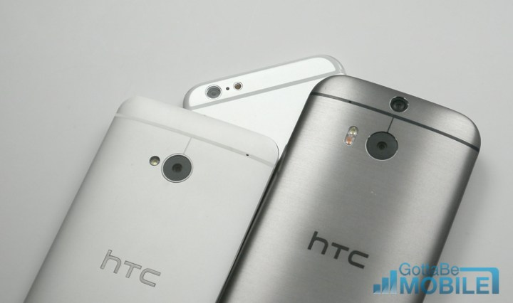 The iPhone 6 vs HTC One camera comparison shows an area where Apple may shine.