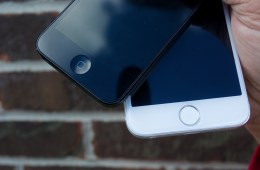 The iPhone 6 will offer Touch ID, like the iPhone 5s.