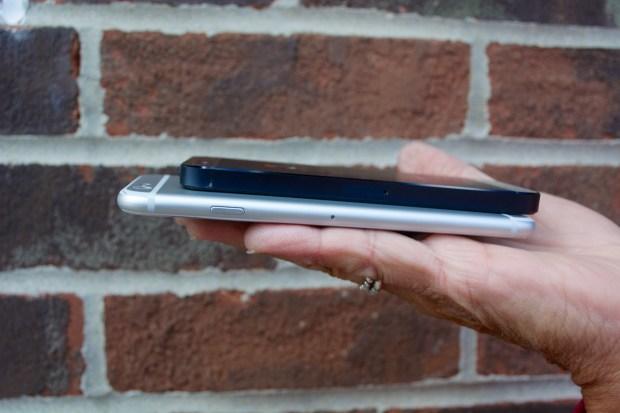 iPhone 6 vs iPhone 5 -  3