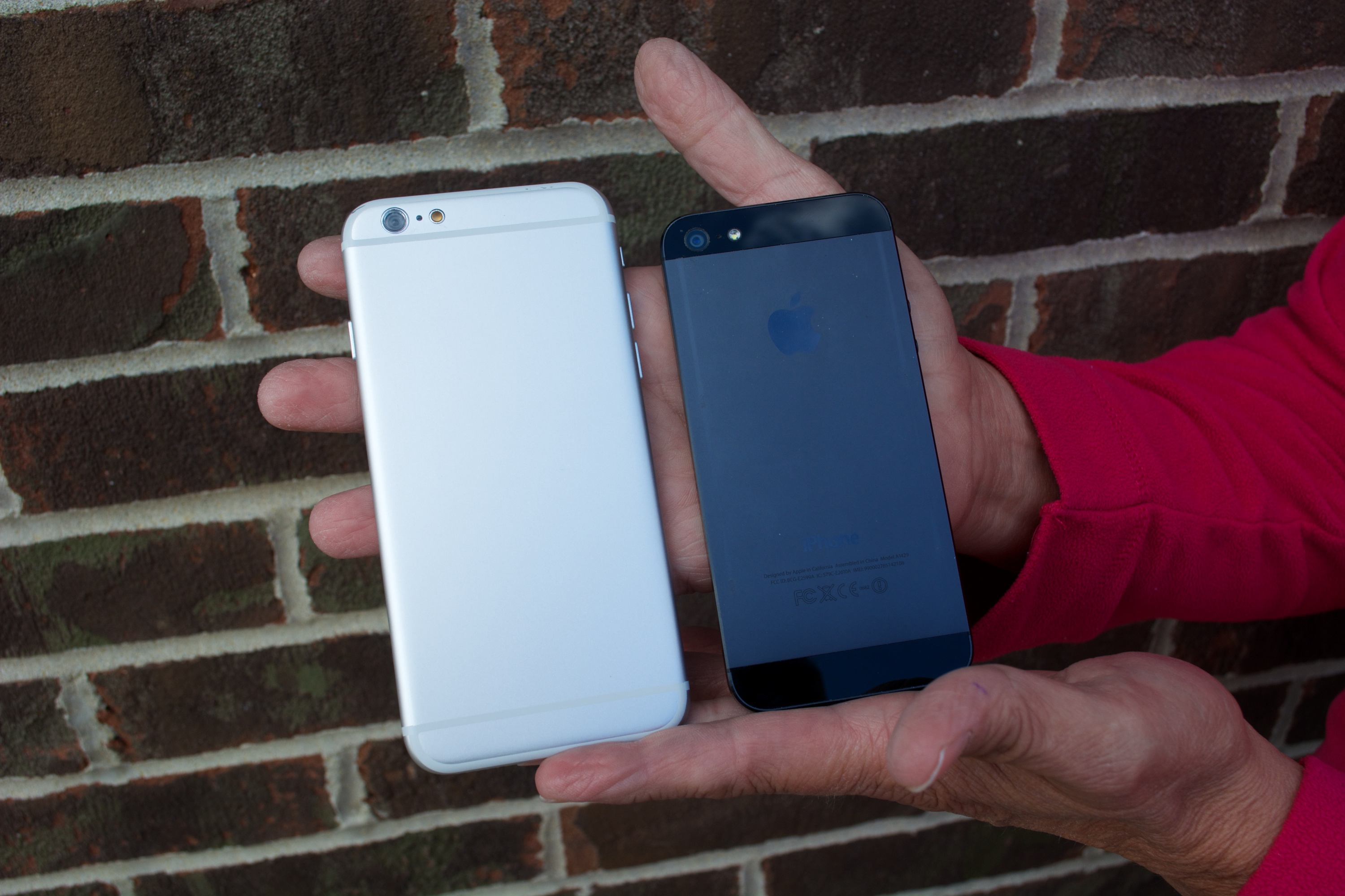iPhone 6 vs iPhone 5 Video: 5 Key DifferencesIphone 5 6 7