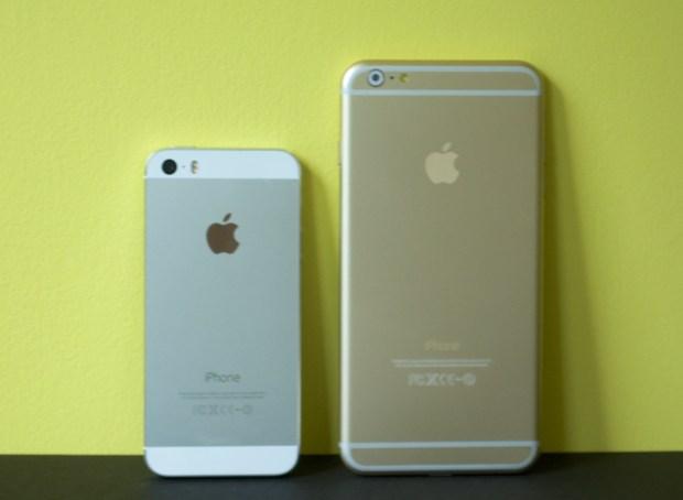 5.5 inch iPhone 6 vs iPhone 5s - 12