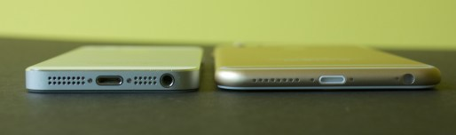 5.5 inch iPhone 6 vs iPhone 5s - 4