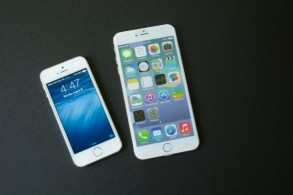 5.5 inch iPhone 6 vs iPhone 5s - 8