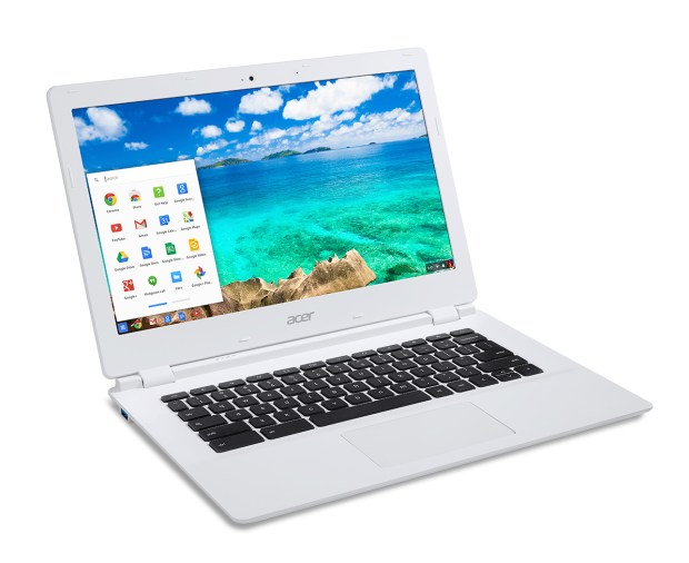 Acer Chromebook 13 with NVIDIA Tegra K1 Processor full 1080p display
