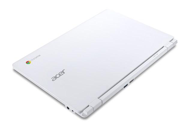 Acer Chromebook 13 with NVIDIA Tegra K1 Processor top