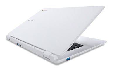 Acer Chromebook 13 with NVIDIA Tegra K1 Processor back right side