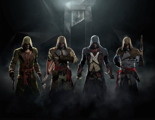 Assassin's Creed Unity - PS4 Games to Buy 2014