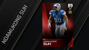 Best Madden 15 Ultimate team Players - Suh