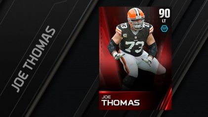 Best Madden 15 Ultimate team Players - Thomas
