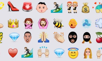 Send Beyonce Emoji using this photo since your iPhone is not ready for Beyonce.