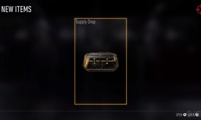 Supply Drops join XP in Call of Duty: Advanced Warfare.