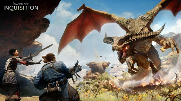 Dragon Age Inquisition - PS4 games to buy 2014