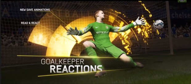 The FIFA 15 keepers are now smarter.