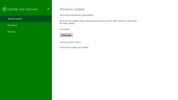 How To Stop Updates on Windows 8   (5)
