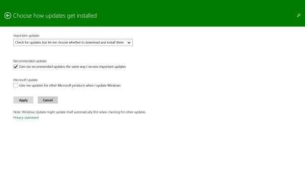 How To Stop Updates on Windows 8   (8)