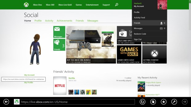 How to Secure Your Xbox Live Account (5)