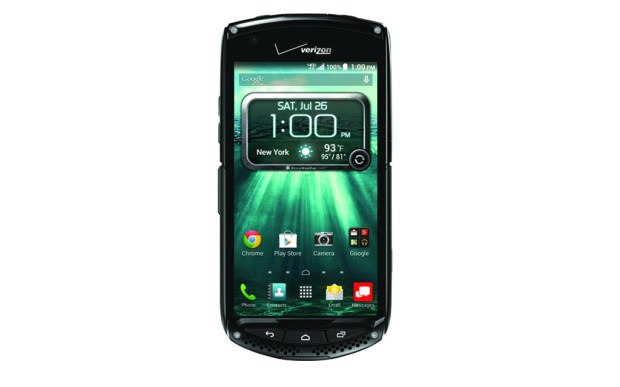 The Kyocera Brigadier offers a Sapphire screen, and a new drop test shows how durable an iPhone 6 could be.
