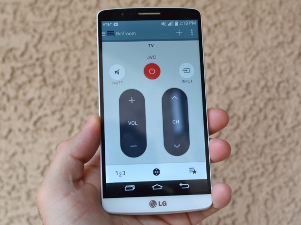 How to Use the LG G3 as a Remote Control