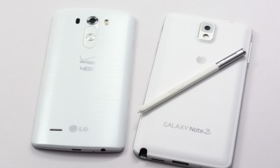 Read our LG G3 vs Galaxy Note 3 buyers guide to know how these two phones compare.