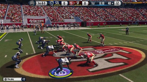 One major Madden 15 problem is when you can't connect to the EA servers.