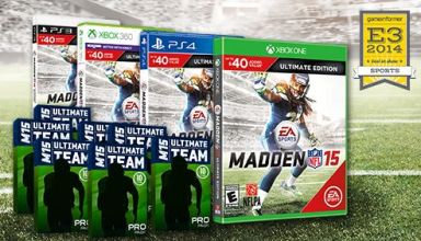 The Madden 15 release is not equal. Learn what the difference is between the Xbox One & PS4 Madden 15 vs PS3 and Xbox 360.