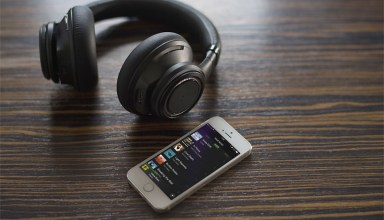 Control music and take calls when connected to your iPhone or Android.