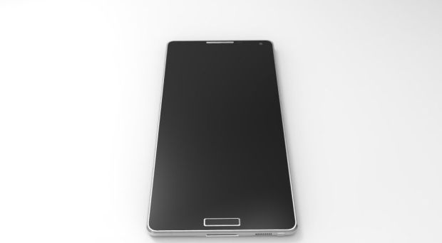 This new Galaxy Note 4 concept incorporates the latest Galaxy Note 4 rumors.