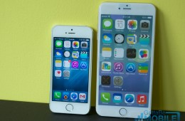 The iPhone 6 display is bigger than the iPhone 5s.
