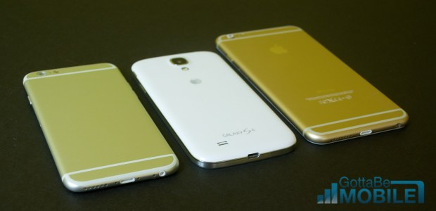 iPhone 6 vs Galaxy S4