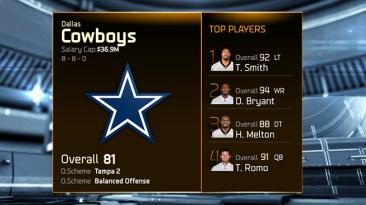 madden 15 ratings-cowboys