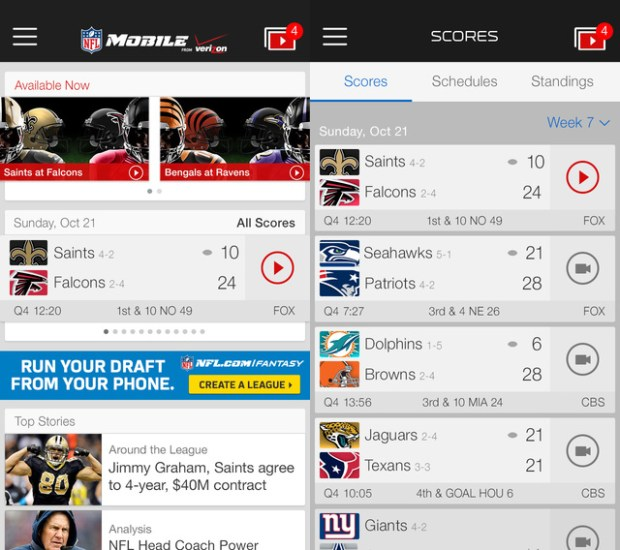 Here's what you need to watch NFL preseason games live on iPhone or iPad.