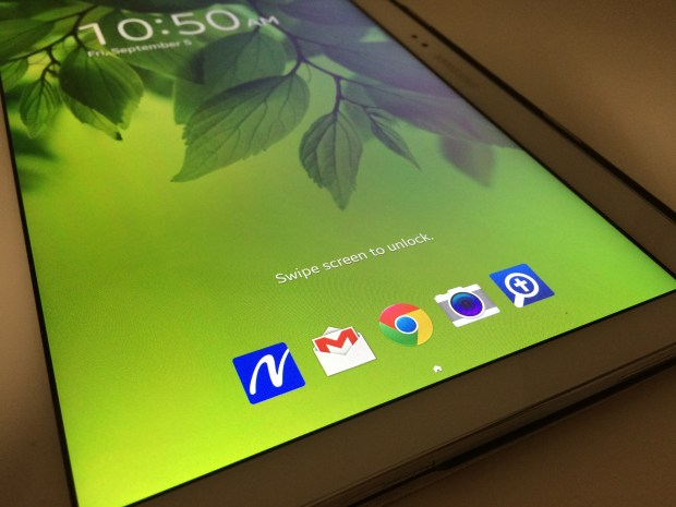 lock screen icons