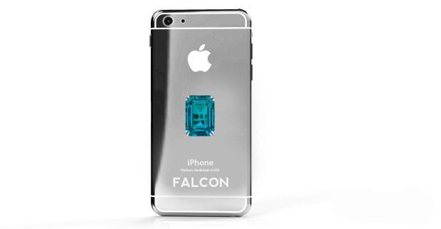 This $30 million iPhone 6 is not one you can find at Best Buy.
